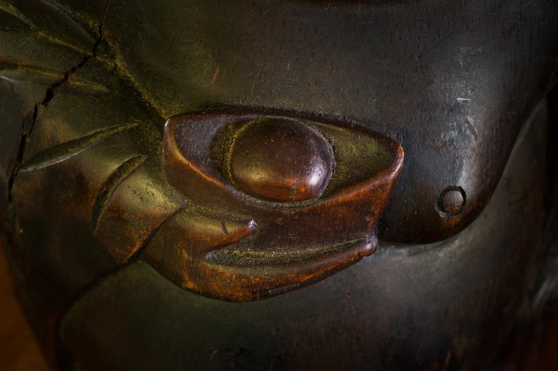 Hallway Buddha