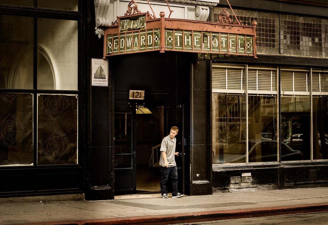 Downtown LA - King Edward Hotel