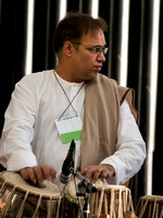 Parliament of the World Religions - Kummar Chatterjee and fellow musicians playing