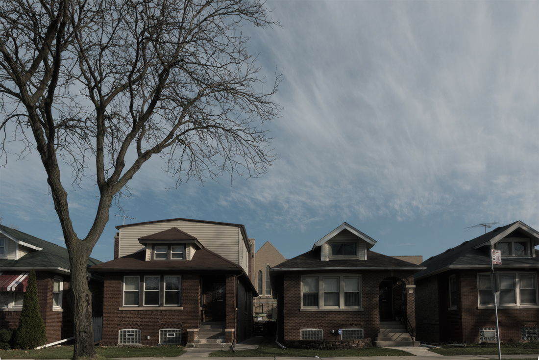 Chicago December 2015, the old neighborhood